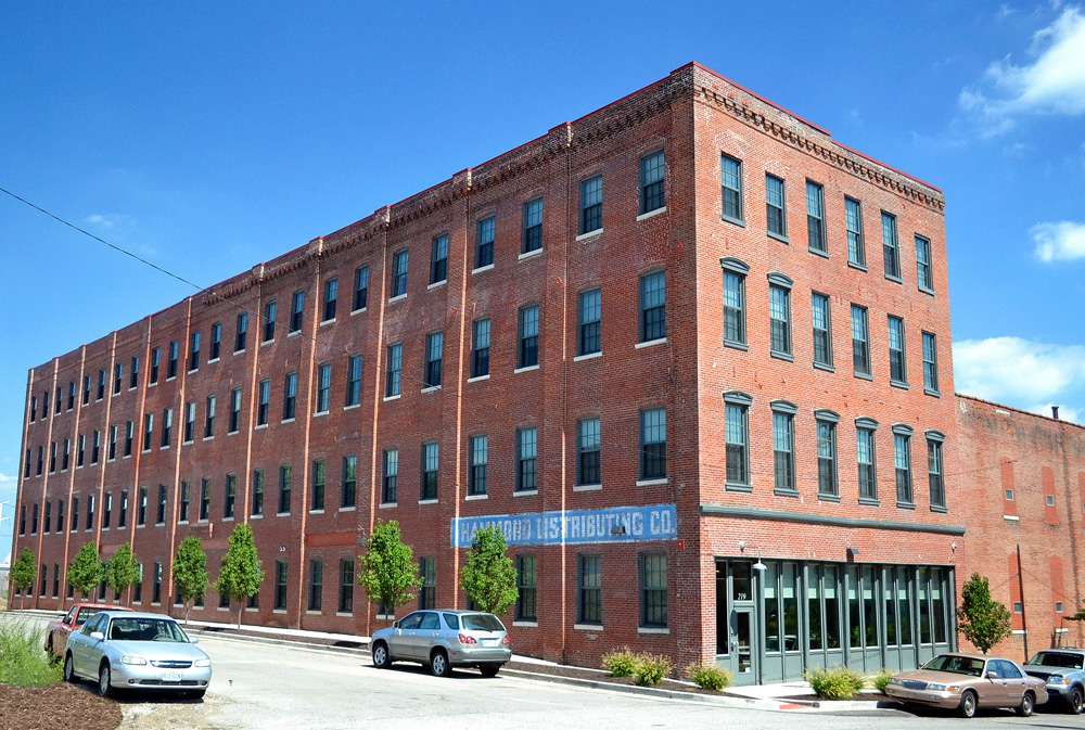 St. Louis Stamping Lofts 1